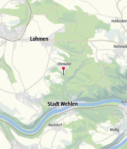 Karte / Gasthaus Waldidylle