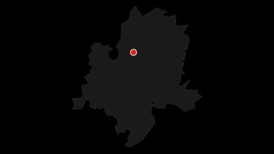 Karte / Die Geologischen Orgeln bei Bossarts