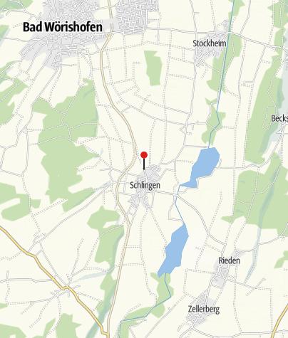 Karte / Kegeln im Restaurant Jagdhof in Bad Wärishofen