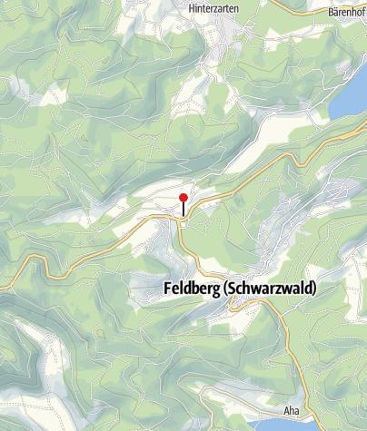 Karte / Bärental Bahnhofstr.