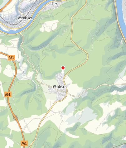 Karte / Waldhotel König von Rom