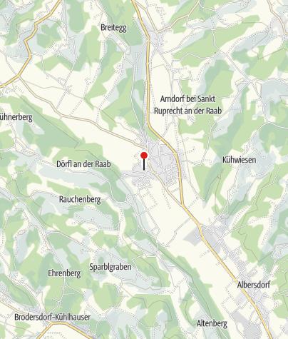 Karte / Park St. Ruprecht an der Raab