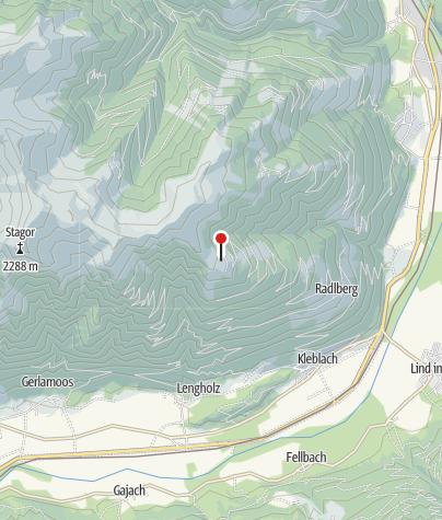 Map / Radlberger Alm