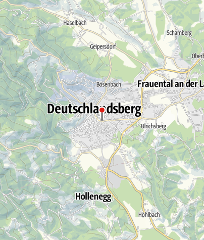 Karte / Vinothek Ehmann