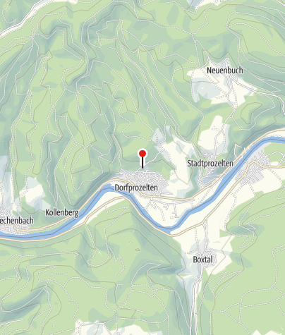 Karte / Weinbau Prechtl