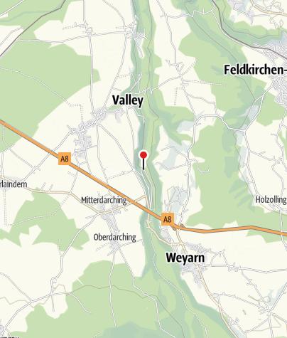 Karte / Waldrestaurant und Cafe Maxlmühle im Mangfalltal