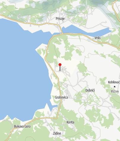 Map / Eco-Village Grabovica