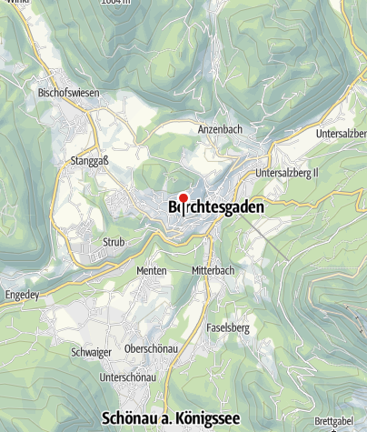 Karte / Panoramarestaurant im Alpenhotel Kronprinz