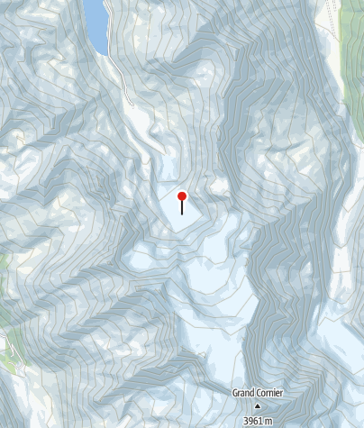 Map / Moiry Glacier