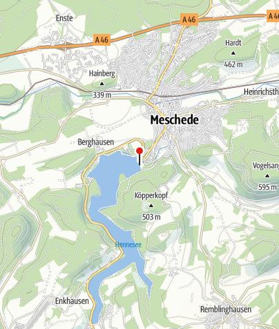 Karte / Himmelstreppe