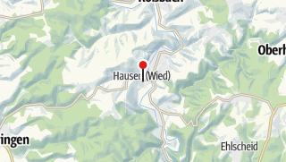 Map / Punktuelle Naturattraktion