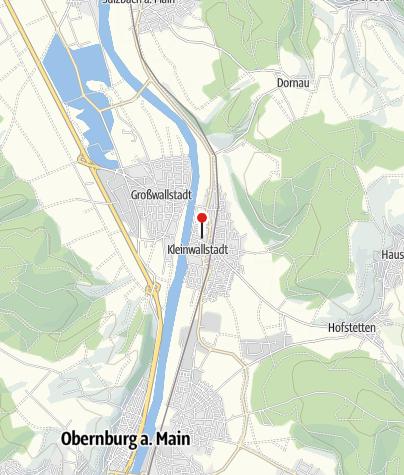 Karte / Tourist-Information Kleinwallstadt