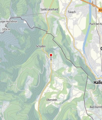 Karte / Schellenberger Stub´n