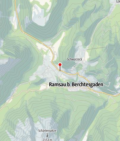 Karte / Hotel-Gasthof Hindenburglinde
