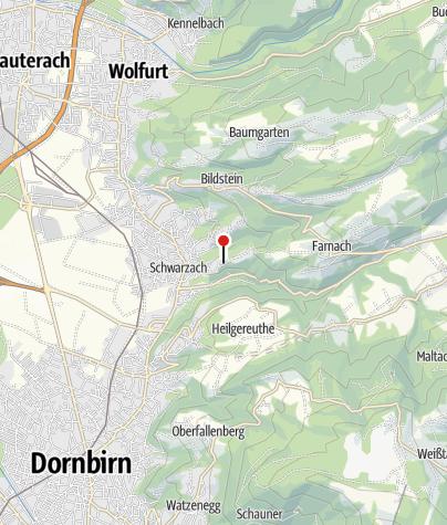 Karte / Heimathaus (Denkmalhof) Linzenberg