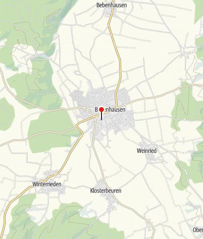 Karte / Kneippanlage Babenhausen