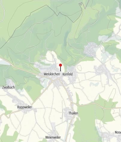 Karte / Parkhotel Weiskirchen