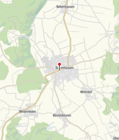 Karte / Tourist-Info Babenhausen