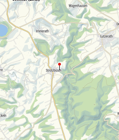 Karte / Ferienwohnung Schöne Aussicht