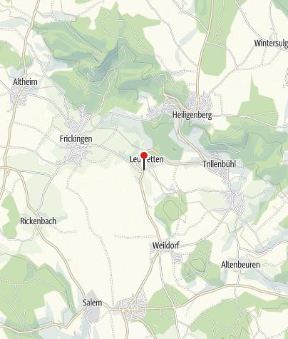 Karte / Dorfgasthaus Zum Löwen