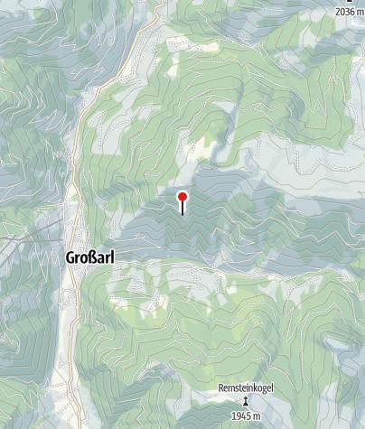 Karte / Gerstreitalm