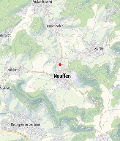 Karte / Neuffen