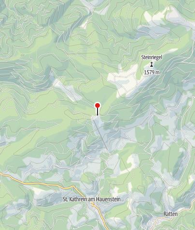 Karte / Hauereck Schutzhaus