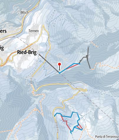 Karte / Rosswald