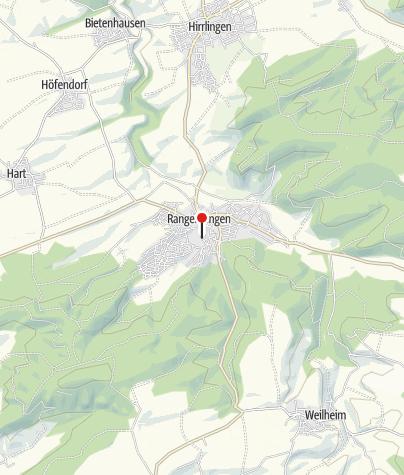 Karte / Rangendingen Schule