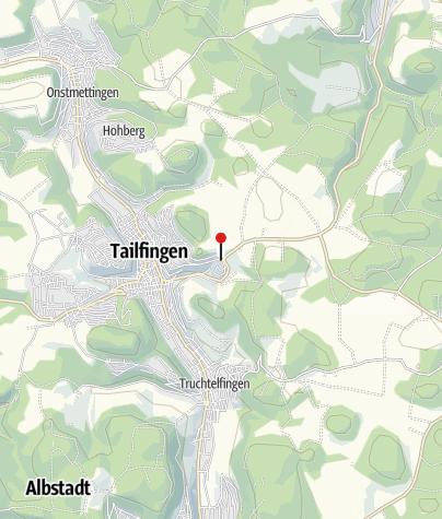 Karte / Tailfingen Rudolf-Blickle-Str.