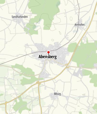 Map / Gasthof Jungbräu