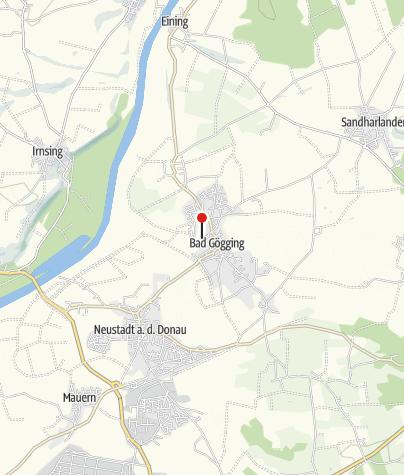 Map / Gasthof Eisvogel