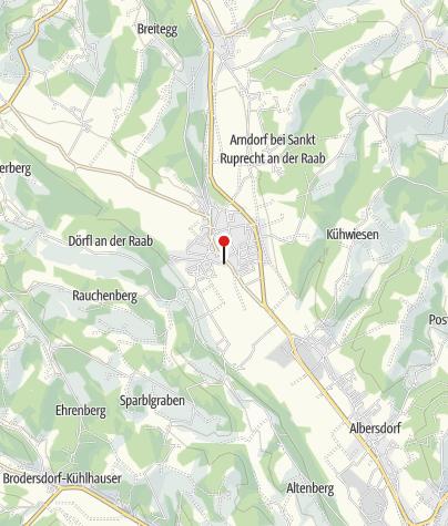 Karte / Badbuffet - Schirmbar im Flußbad St. Ruprecht an der Raab