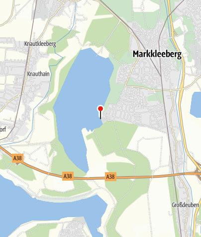 Karte / Pier1 Biergarten