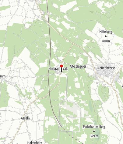 Karte / Herbram Wald