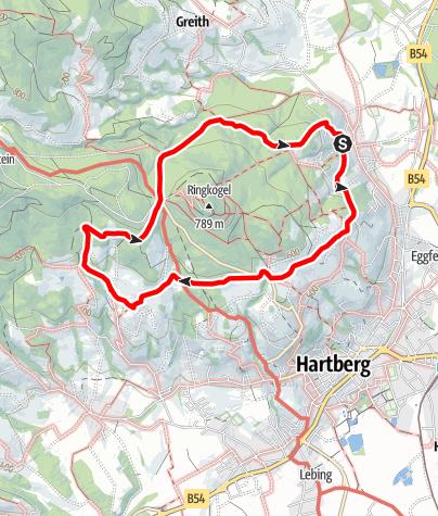 Karte / Penzendorfweg 2