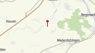 Karte / Vogelherdhöhle Stetten/Archäopark