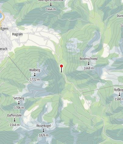 Karte / Rottachfall