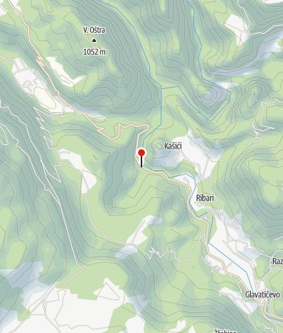 Mapa / Hajr česma