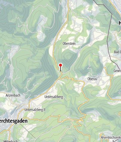 Karte / Café Fürstpropst an der Enzianbrennerei Grassl