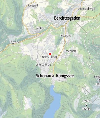 Karte / Dr. Theresa Smetana