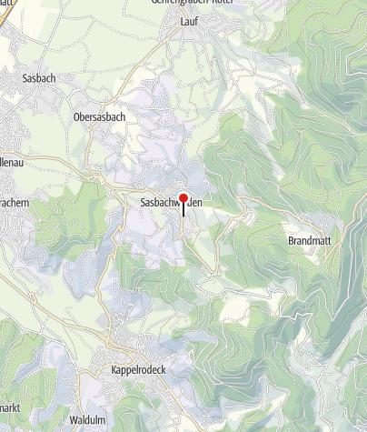 Karte / Kurhaus