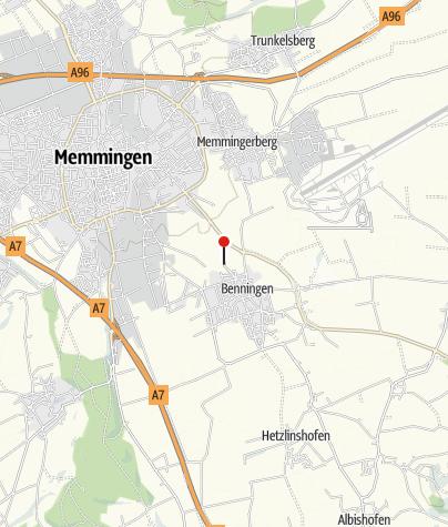 Karte / Riedkapelle