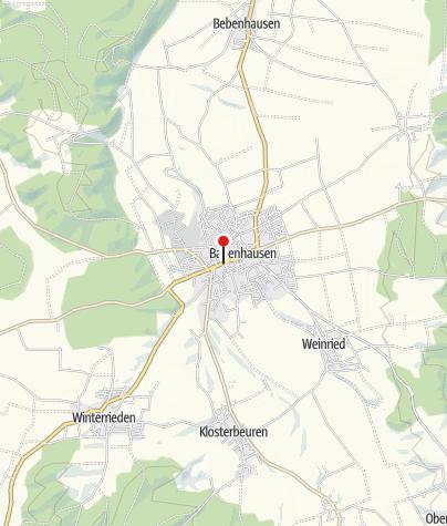 Karte / Weihnachtsmarkt in Babenhausen