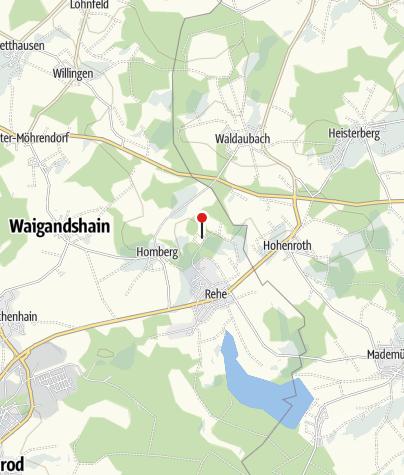 Kaart / Christliches Gästezentrum Westerwald