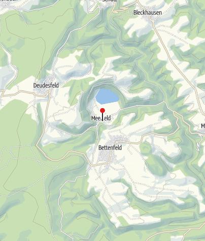 Karte / die post meerfeld