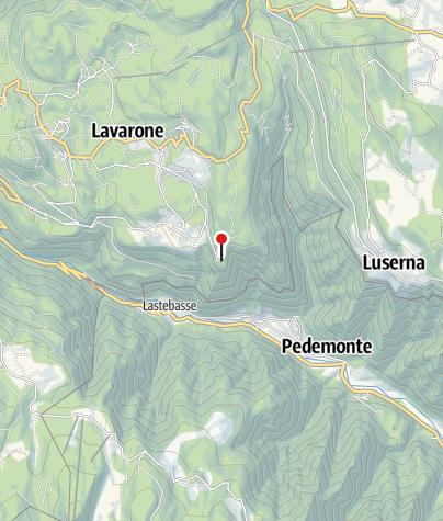 Map / Forte Belvedere Gschwent