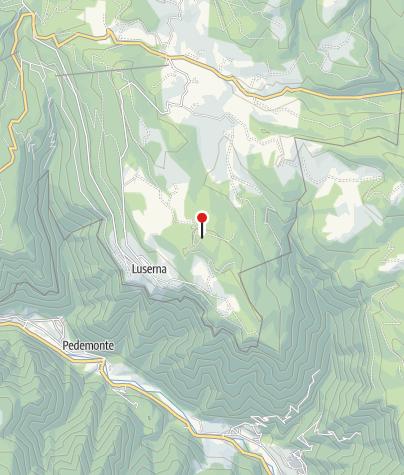 Cartina / Forte Lusérn