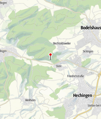 Karte / Römisches Freilichtmuseum