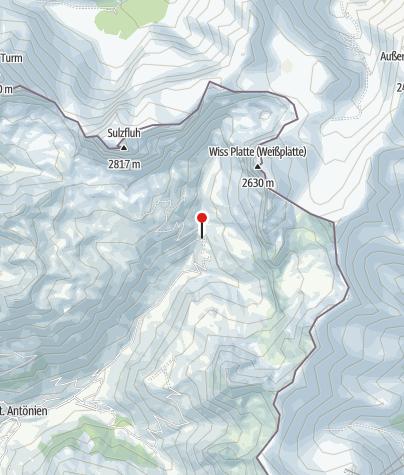 Map / Berghaus Alpenrösli